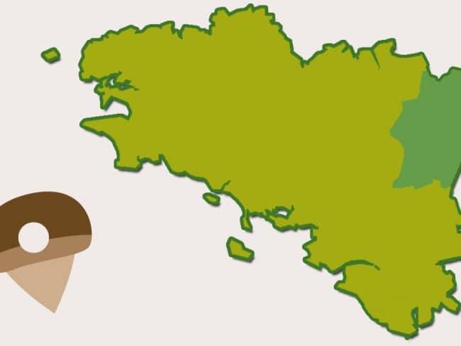 Le Pays Rennais : le plus à  l'Est de la Bretagne !
