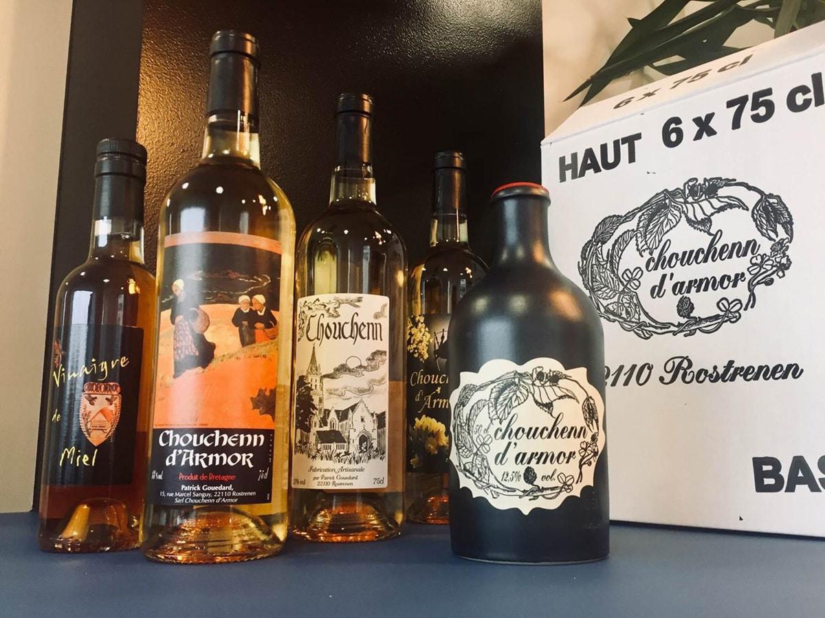 Le Chouchenn : Un vin de miel 100% Breton !