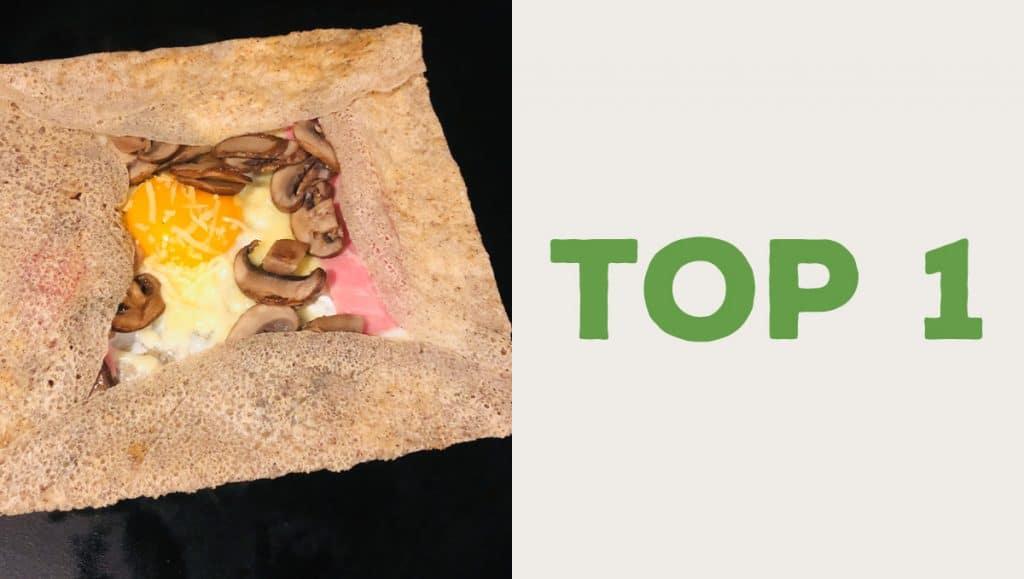 Notre top 5 des aliments au sarrasin (blé noir)