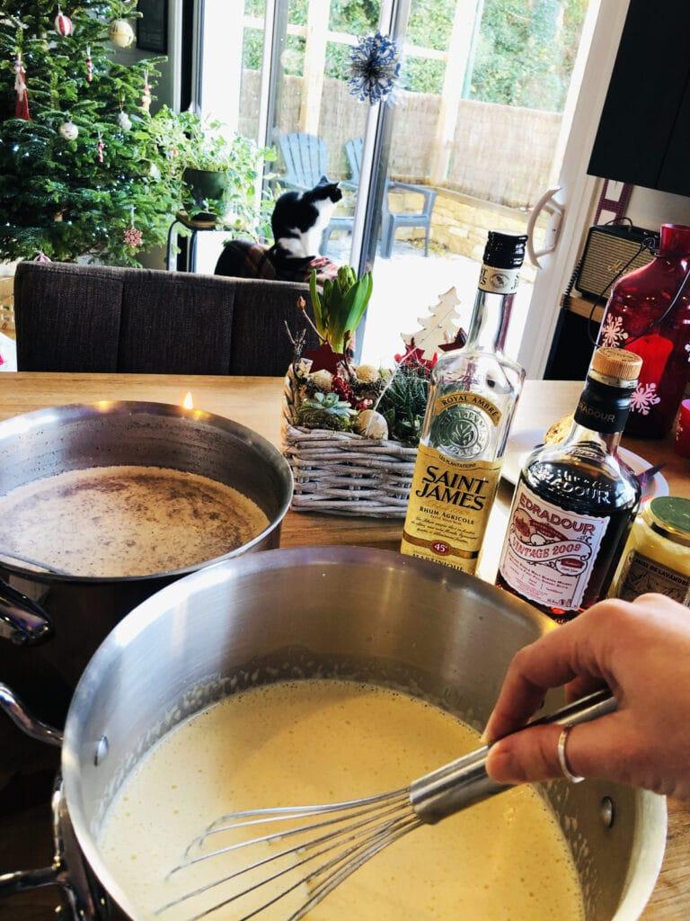 Eggnog (lait de poule) : la recette du cocktail de Noël