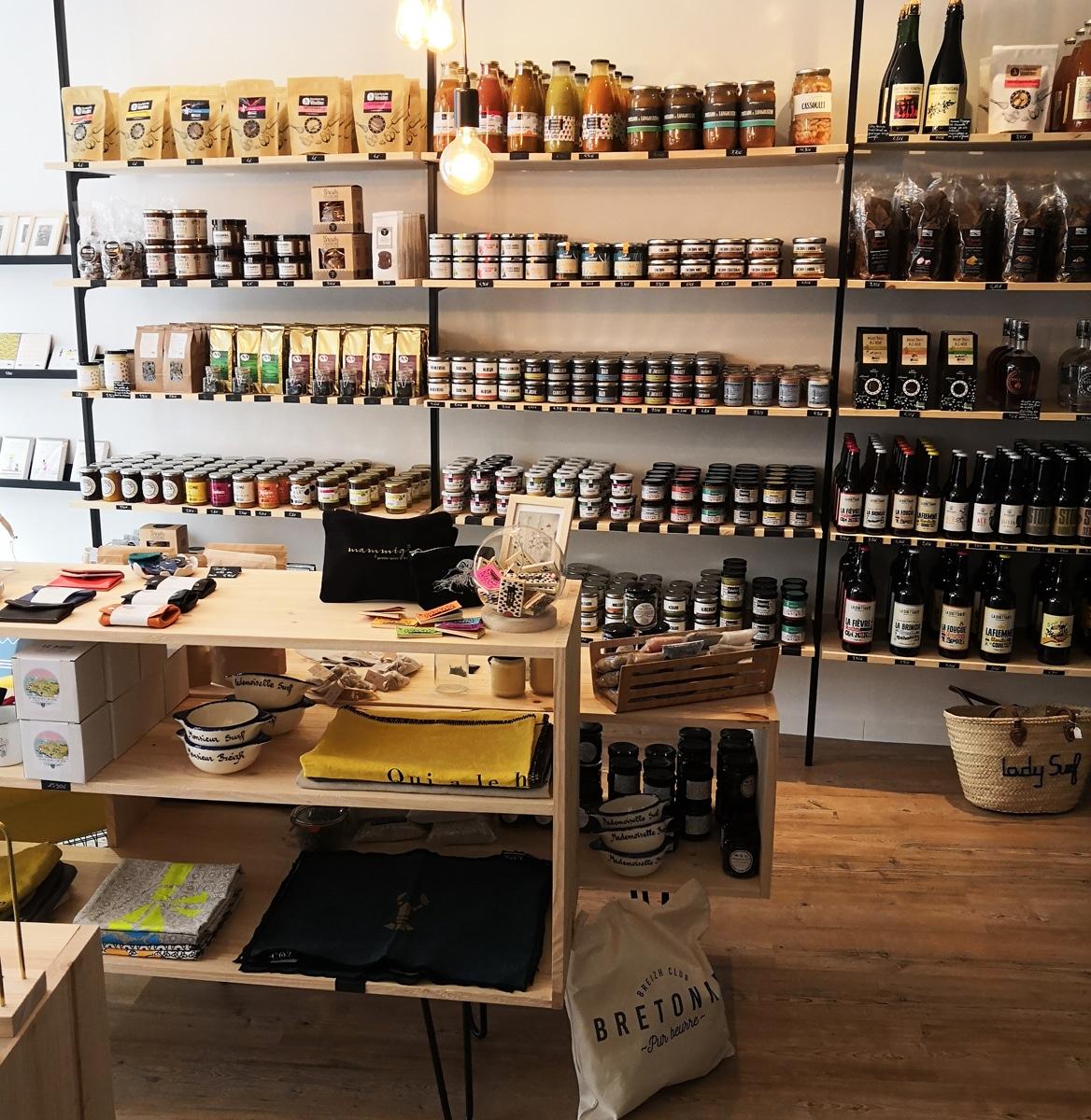 From BREIZH : Le concept store 100% Breton !