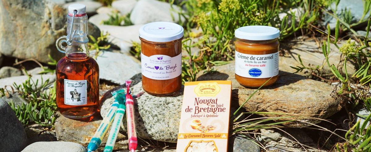 La gastronomie bretonne livrée chez vous : Hénaff & Co