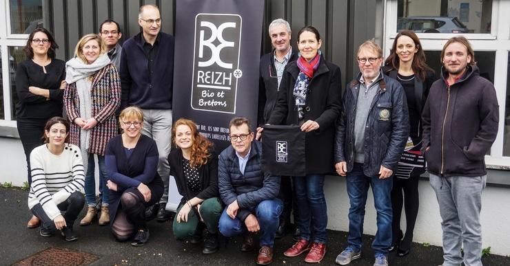 Be Reizh - Le Label des produits Bio et Bretons
