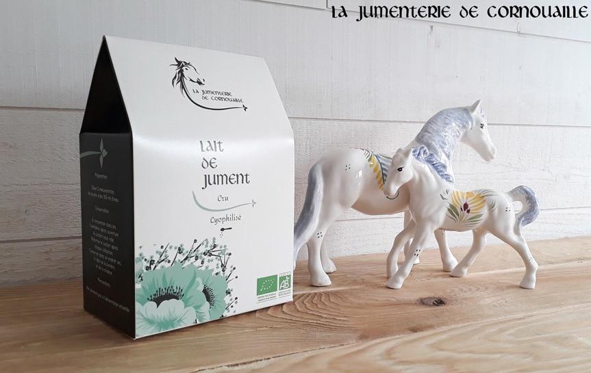Du lait de jument en Bretagne : ça existe et c'est excellent pour la santé !