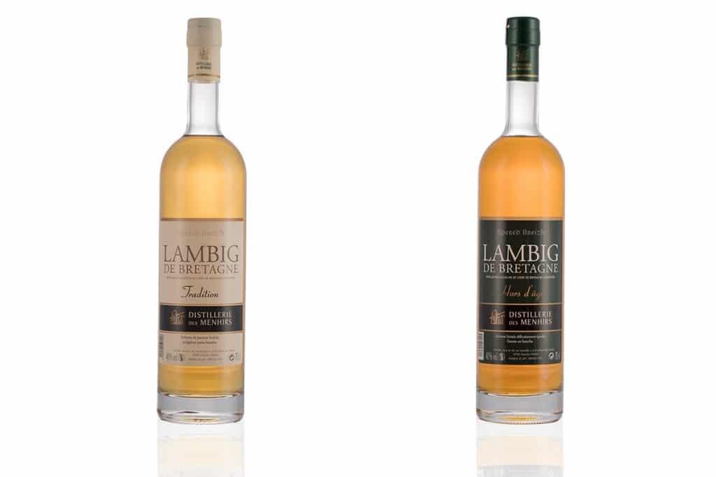 Le lambig, une eau-de-vie 100% bretonne