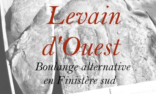 Levain d'Ouest : boulange alternative en Finistère Sud