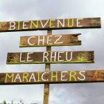"""""""Nos débuts de Paysans"""" : Suivez l'installation d'un couple de maraîchers, néo-paysans."""
