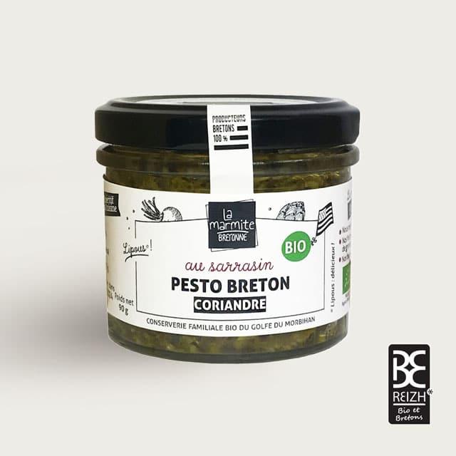 Pesto Breton