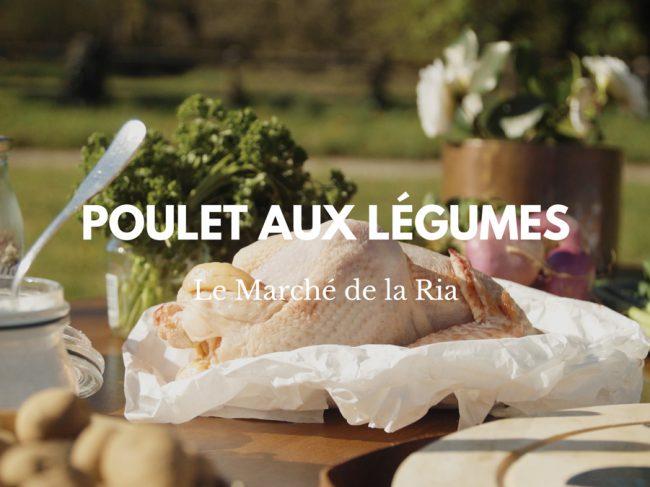 Recette maison de Poulet aux aromates et cidre – 100% locale !