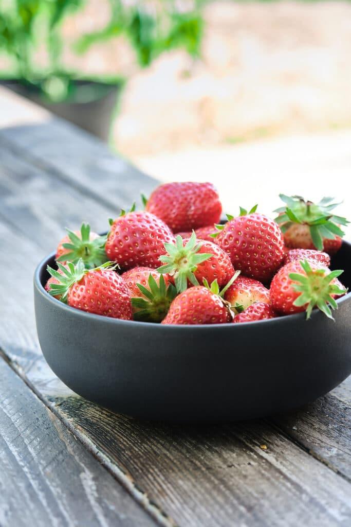 Confiture de rhubarbe et fraises : La recette