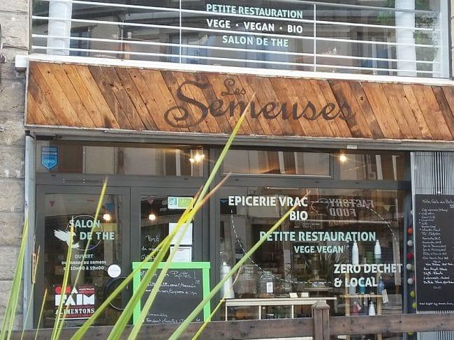 Les semeuses : une épicerie-restaurant à Quimper. Local, bio et zéro déchet ! [INTERVIEW]