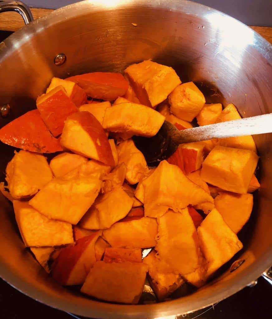 Recette de soupe de potimarron : rapide et facile !
