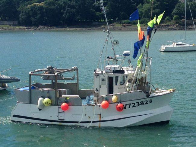 Bateau de pêche – Ukie II